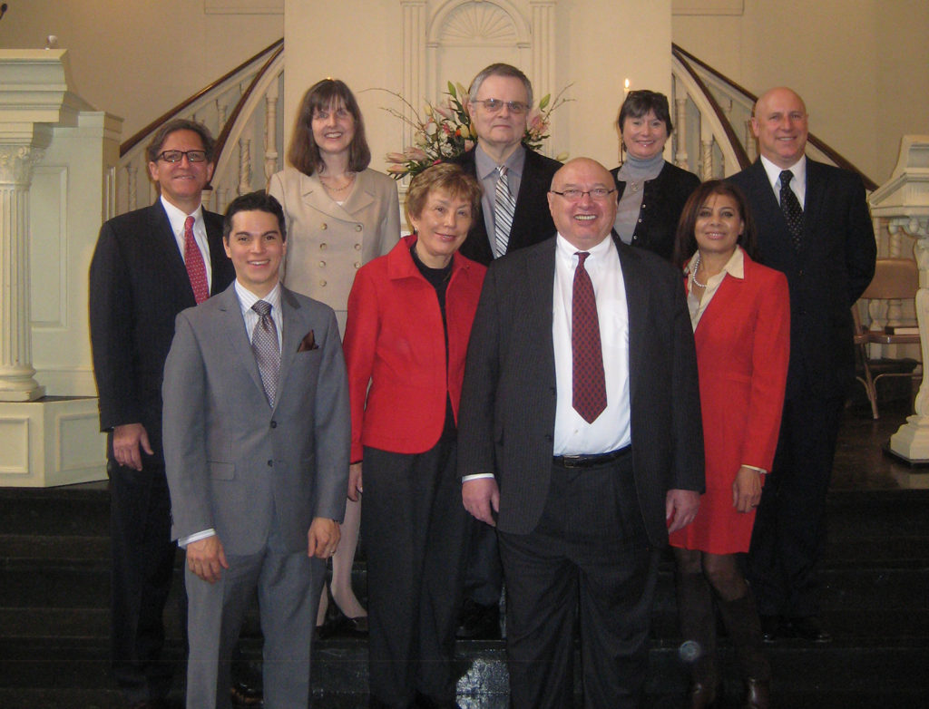 2011-2012 Board of Trustees
