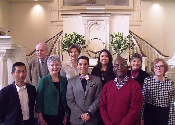 2014-2015 Board of Trustees