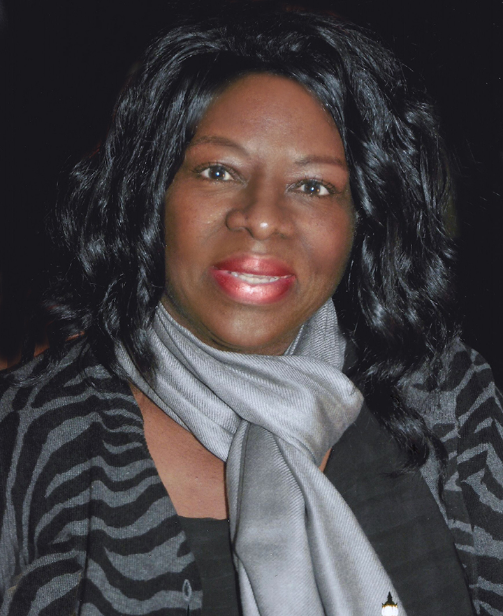 Cynthia Brown, Finance and HR Manager