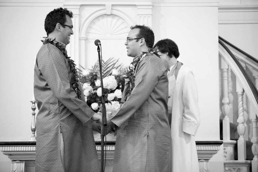 All Souls is a Welcoming Congregation - Wedding Ceremony at All Souls