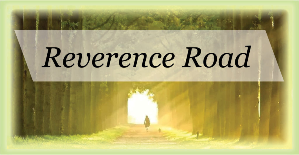 Reverence Road Podcast hosted by Rev. Audette Fulbright