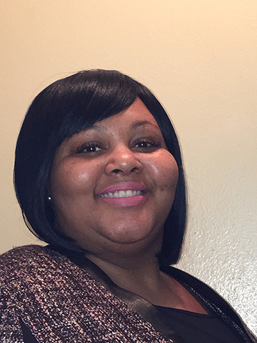 Sheray Wright, Scheduling Coordinator
